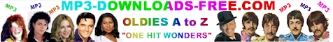 Oldies artists - Free Music Downloads A to Z